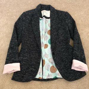 Anthropologie Sweater Blazer